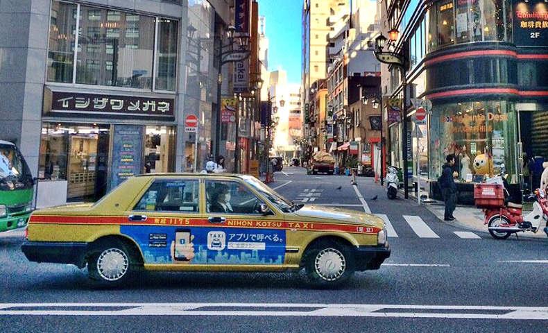 40歳の友達がタクシー運転手に転職したら、心の風邪が治りつつある話し。